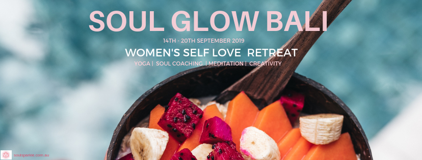 SOUL GLOW BALI RETREAT 14-20 SEPTEMBER 2019